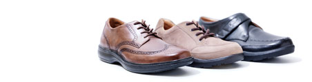 Trouvez votre chaussure orthopédique dans notre sélection de chaussures orthopédiques